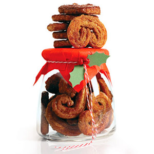 Gingersnap Palmier