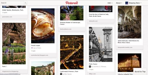 Pinterest - French